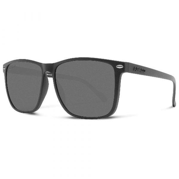 Abaco Polarized Sunglasses - Jesse - Matte Black/Grey
